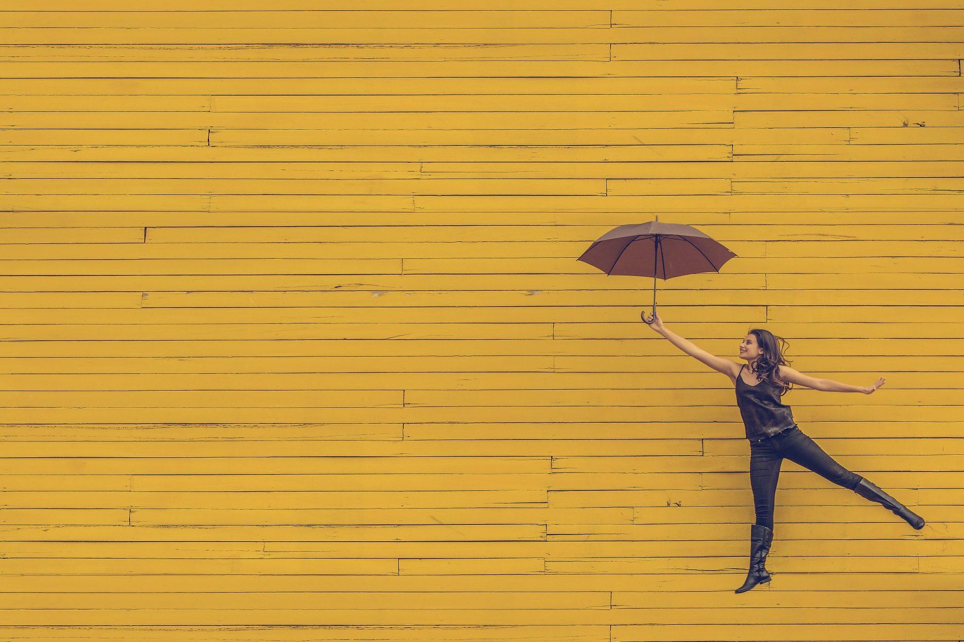 Rêver de parapluie