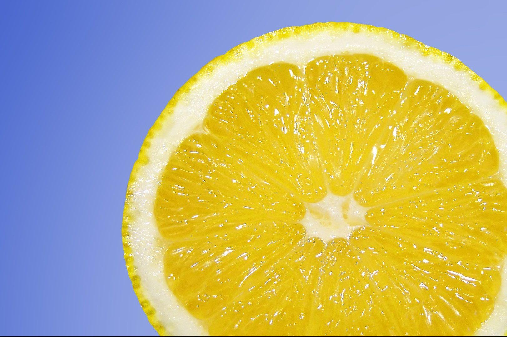Rêver de citron