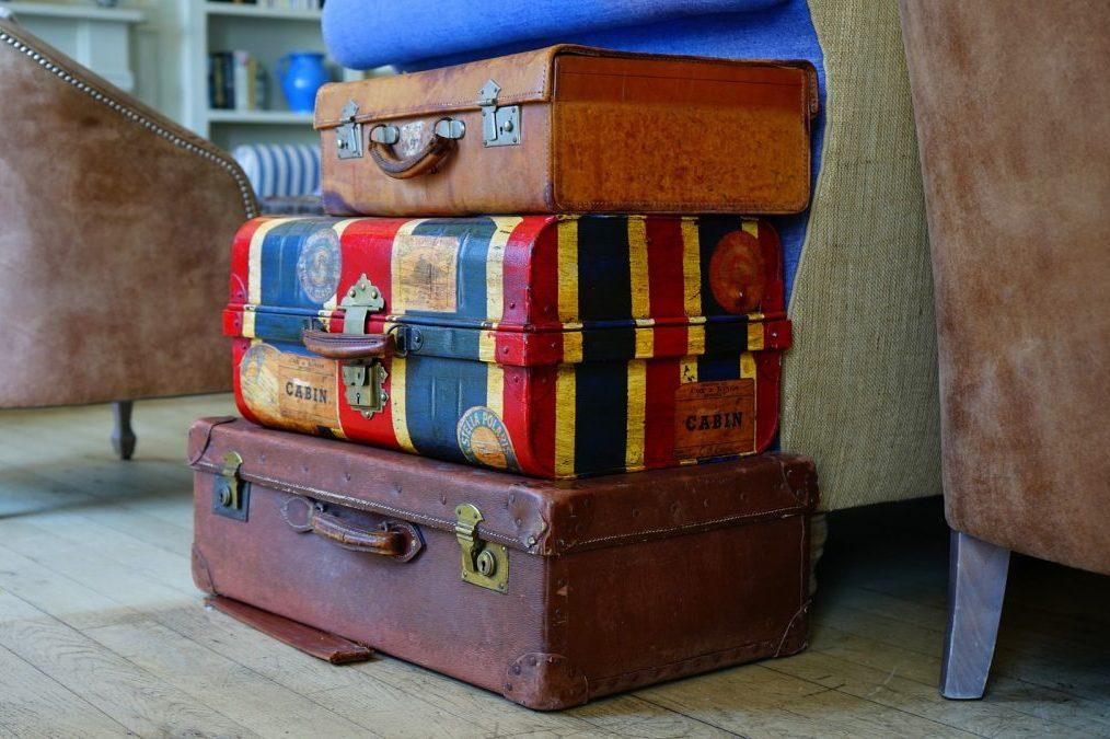 Rêver de bagage