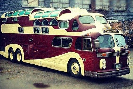 Rêve d'autobus