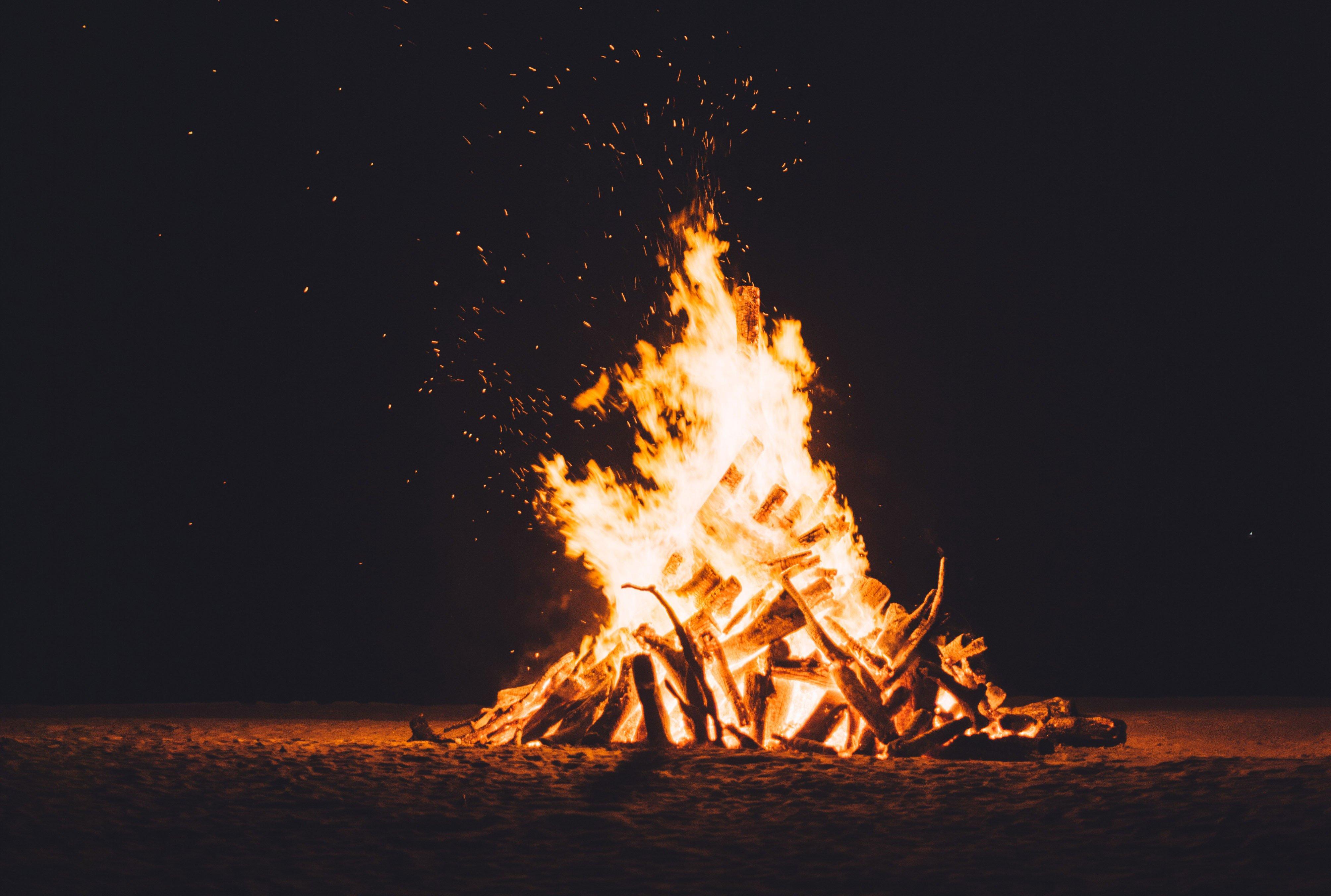 Rêver de feu