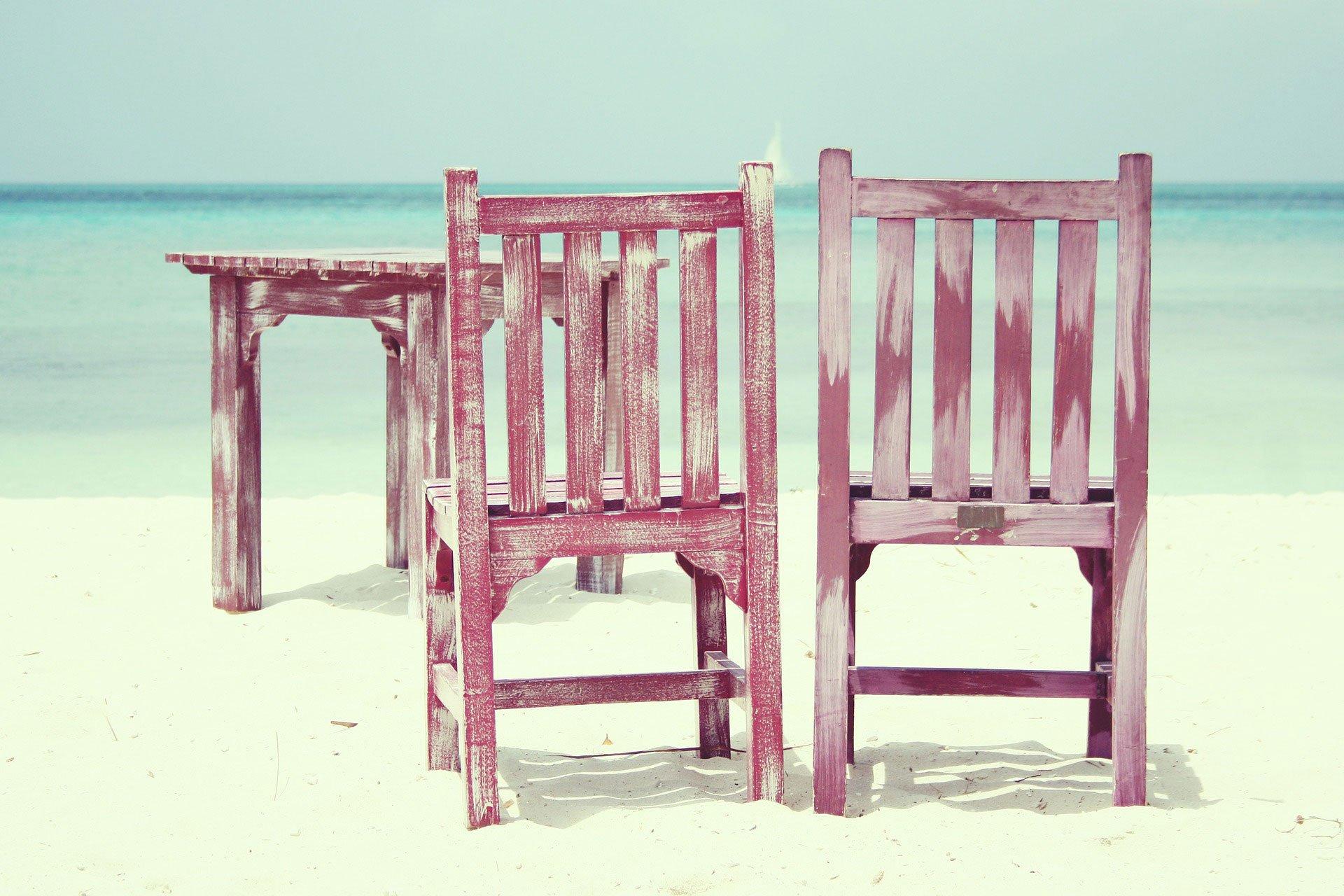 Rêver de chaise