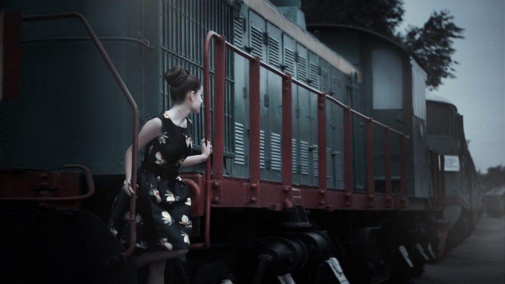 Rêver de train