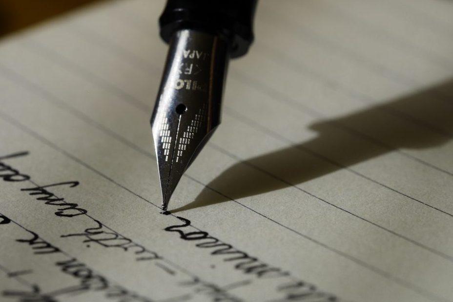 Rêver d'écriture