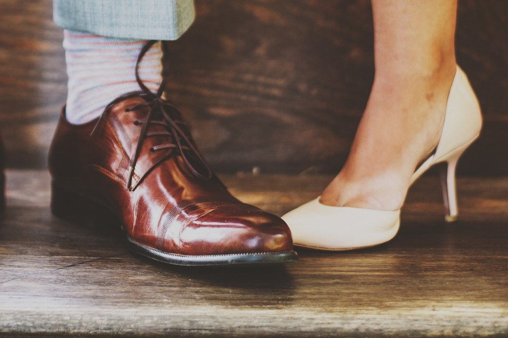Rêver de chaussure