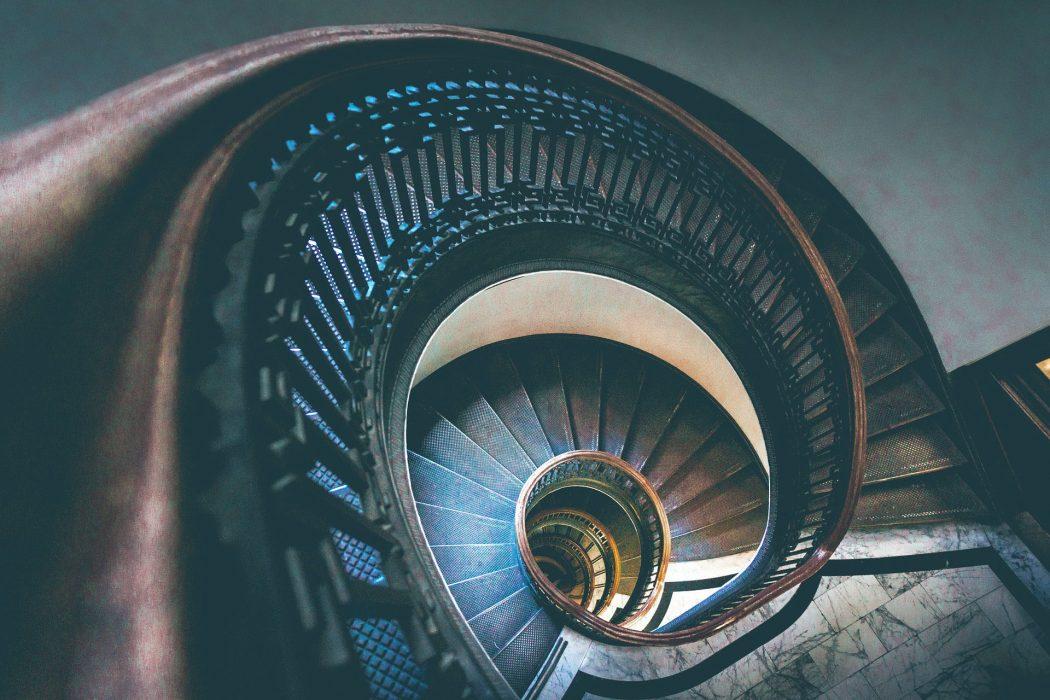 Rêver d'escalier