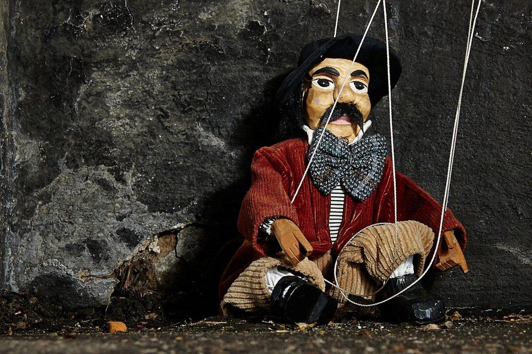 Rêver de marionnette