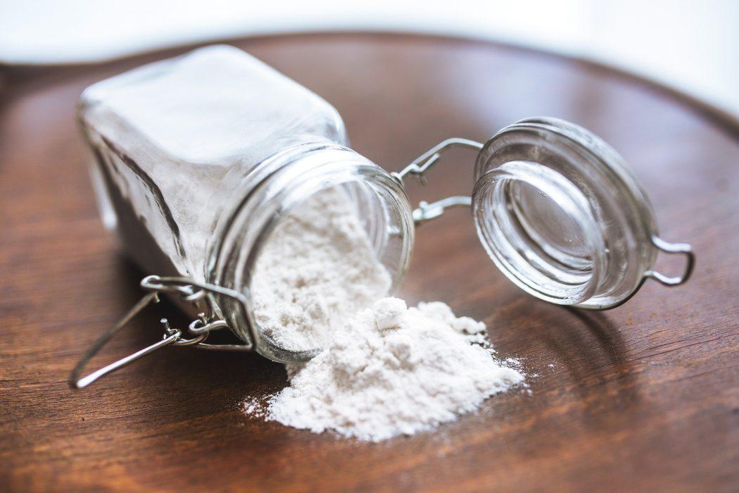 Rêver de farine