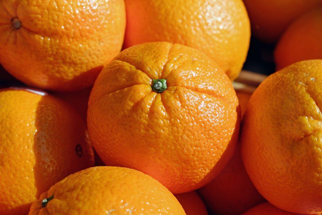Rêver d'orange