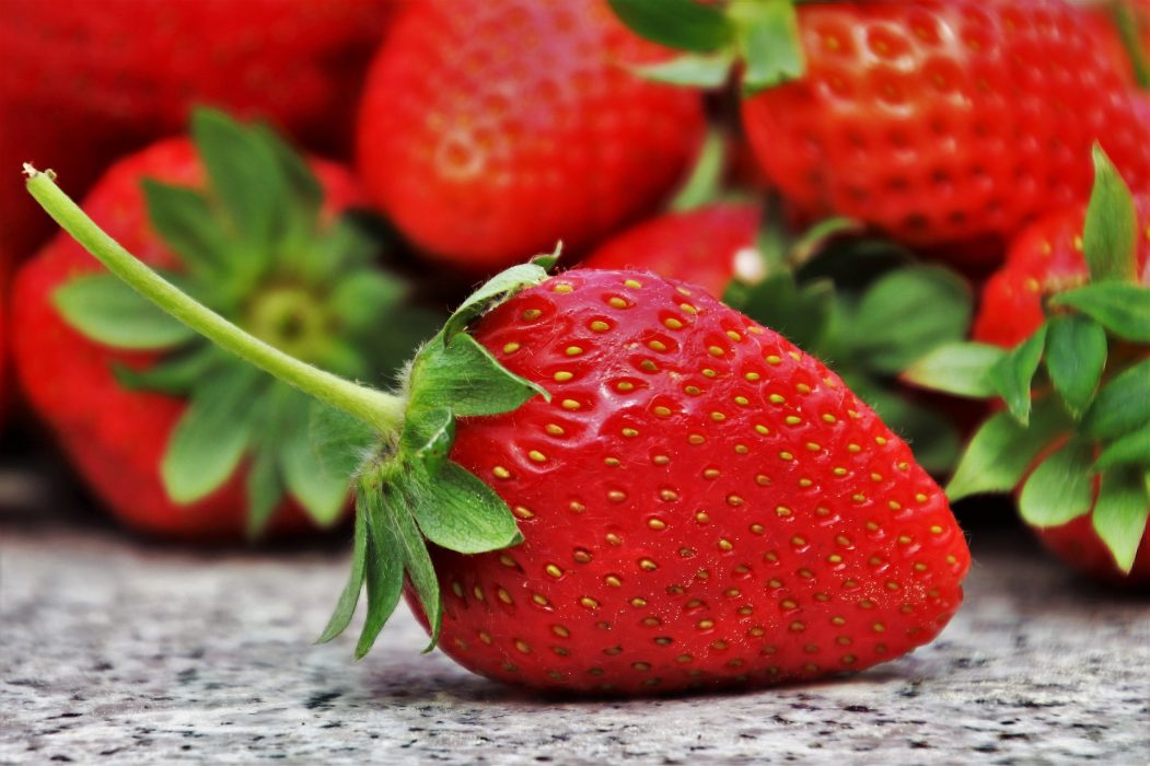 Rêver de fraise