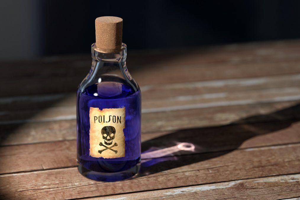 Rêver de poison